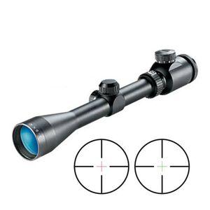 Tasco World Class Riflescope 3-9x40mm Illuminated Reticle 1/4 MOA Black Matte