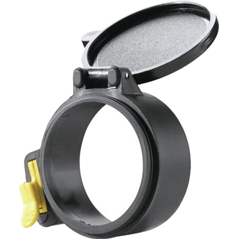 Butler Creek Multiflex Flip-Open Scope Cover Eyepiece Size 13/14 Polymer Black