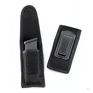 Uncle Mike's Undercover Single Mag Pouch Belt Clip