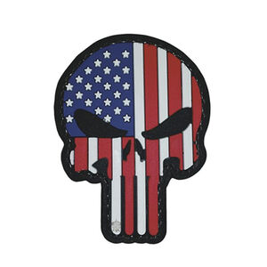 5ive Star Gear PVC Morale Patch Patriotic Punisher