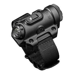 SureFire 2211X WristLight Variable Output 300 Lumen 1x 123A Battery Wrist Mounted Light Polymer Black 2211X-A-BK