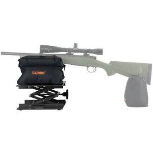 Lyman Shooting Bench Bag Jack and Match Bag Combo