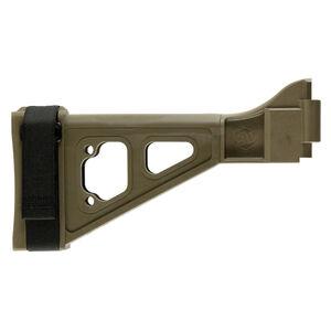 SB Tactical B&T APC/HK UMP Side Folding Brace Black