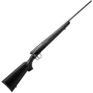 "Savage B.Mag Bolt Action Rifle .17 WSM 22"" Barrel 8 Rounds Rotary Magazine Synthetic Stock Black 96901"