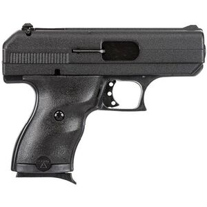 """Hi-Point C-9 Semi Auto Handgun 9mm Luger 3.5"""" Barrel 8 Rounds Black Finish with Holster"""