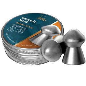 H&N Baracuda Match .177 Caliber Pellets 10.65 Grains 400pk