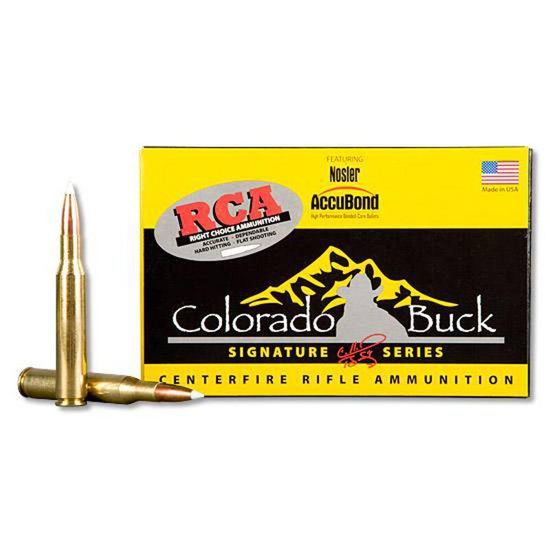 Colorado Buck .270 Winchester Ammunition 20 Rounds, Nosler Accubond, 140 Grains
