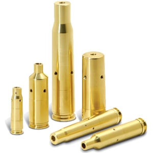 GSM Outdoors/SME Sight-Rite 6.5 Creedmoor Laser Bore Sight Brass Case