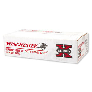 "Winchester Super X Expert 12 Gauge Ammunition 25 Rounds 3.50"" #2 Steel 1.25 Ounce WEX12LM2"
