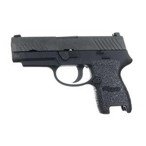 Talon Grips Grip Wrap Sig P320 Full/Carry Medium Module Size Rubber Texture Black