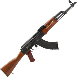 "Riley Defense RAK-47-C AK-47 Semi Auto Rifle 7.62x39mm 16.25"" Barrel 30 Rounds Wood Furniture Black Finish"