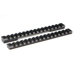 Warne XP Tactical Savage Axis/Edge 1-Piece Scope Rail Aluminum Black