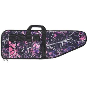 "Bulldog Cases & Vaults Extreme Series Single Rifle Soft Case 43"" Nylon Muddy Girl Camo MDG10-43"