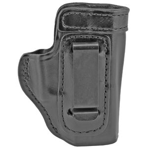 Don Hume H715M IWB Holster For Glock 26/27 Right Hand Leather Black