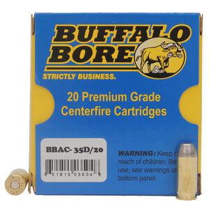 Buffalo Bore .460 Rowland Ammunition 20 Rounds 255 Grain Hard Cast FN 1300fps