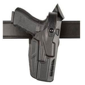 Safariland 7360 Beretta 96G ALS/SLS Level III Retention Duty Holster 7TS STX Plain Right Hand Black