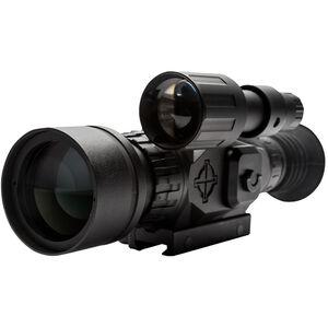 Sightmark Wraith 4-32x50 Digital Night Vision Riflescope Picatinny Compatible IR Illuminator Included Aluminum Black