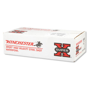 "Winchester Super X Expert 20 Gauge Ammunition 25 Rounds 3"" #2 Steel 0.875 Ounce WEX2032"