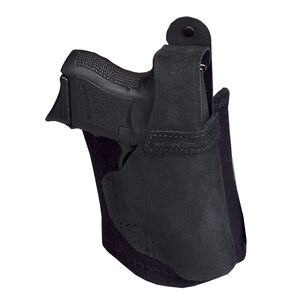 Galco Ankle Lite Ankle Holster for Kahr MK40/9 PM40/9 Left Hand Neoprene Black