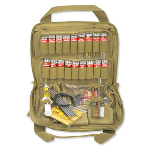 Pro Shot Super Kit Tactical Universal Cleaning Kit Soft Case Coyote SUPER KIT
