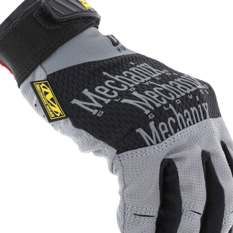 Mechanix Wear Specialty 0.5mm High-Dexterity Gloves Size 2XL Synthetic Black and Gray