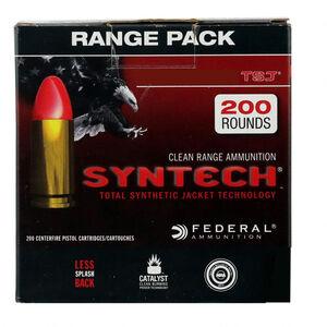 Federal American Eagle Syntech .40 S&W Ammunition 200 Rounds 165 Grain TSJ Bullet 1050fps