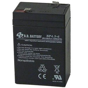 Streamlight Vulcan/ Fire Vulcan 6 Volt Rechargeable Battery 44007