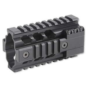 ERGO AR-15 Pistol Z Float Rail Free Float Handguard Aluminum Black 4805