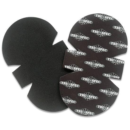 Tru-Spec 5959000 Black 100/% Tru Neoprene Foam Tactical Knee Pad Inserts Only