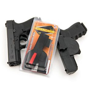 """Versacarry Gen II IWB Holster 9mm Autos 4.30"""" to 4.75"""" Barrel Ambidextrous With Trigger Guard Polymer Black LG9TG"""