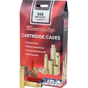 Hornady Unprimed Brass 20 Cases .28 Nosler
