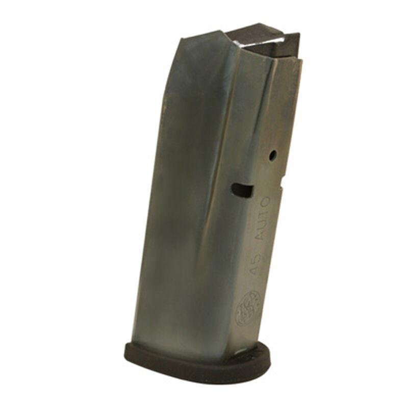 Smith & Wesson M&P 45 Compact 8 Round Magazine .45 ACP Steel Flat Black
