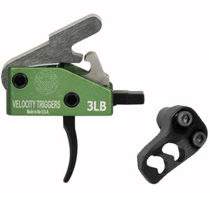ODIN Works 3lb. Velocity Curved AR Drop In Trigger and XMR2 Package Gen 2