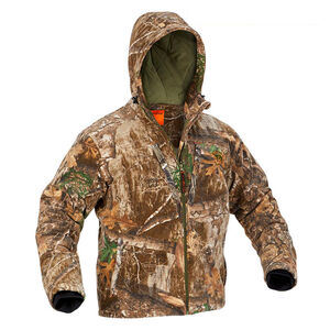 Arctic Shield Heat Echo Sherpa Jacket Realtree Edge Camouflage XX-Large