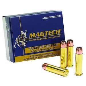 Magtech .32 S&W Long Ammunition 50 Rounds, SJHP, 98 Grains