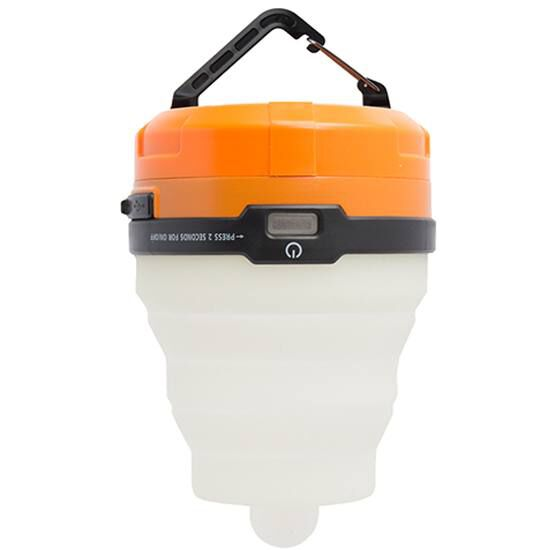 New Ultimate Led Power Flashlight Survival Lantern