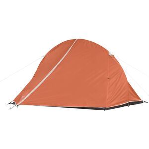 Coleman Hooligan 2 Person Backpacking Tent 8'x6' Orange