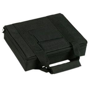 "Bulldog Cases Hard Sided Single Pistol Case 9""x3""x11"" Nylon Black BD511"