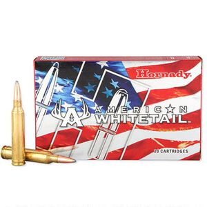 Hornady 7mm Remington Magnum Ammunition 20 Rounds InterLock SP 154 Grains