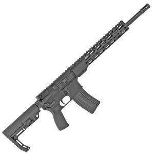 "Radical Firearms AR-15 5.56 NATO Semi Auto Rifle 16"" Barrel 30 Rounds 12"" Free Float M-LOK Hand Guard Carbine Stock Matte Black"