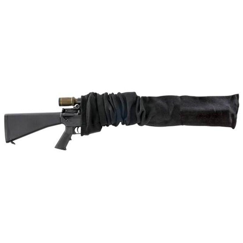 """Allen Tactical Gun Sock 47"""" Silicon/Polyester Black 13247"""