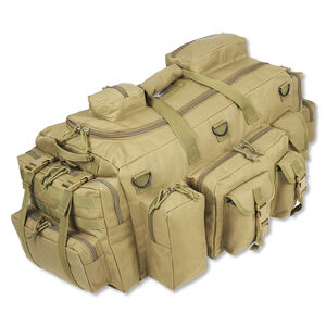"Voodoo Tactical Mini Mojo Load Out Bag 31"" Nylon Tan 15-9684007000"