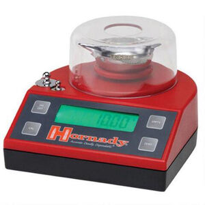 Hornady Lock-N-Load Electronic Bench Powder Scale 1500 Grain Capacity 050108