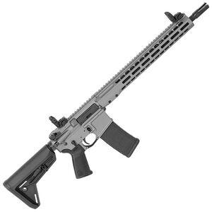 "Barrett REC7 DI Semi Auto Rifle .300 AAC Blackout 16"" Barrel 30 Rounds M-LOK Hand Guard Tungsten Grey Cerakote"