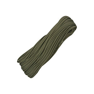 Red Rock Outdoor Gear 550 Parachute Cord 100' 7 Strand Olive Drab