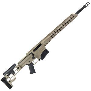 "Barrett MRAD Bolt Action Rifle .308 Winchester 22"" Fluted Barrel 10 Round Magazine Flat Dark Earth Cerakote Receiver"