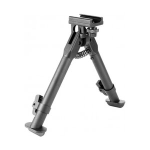 AIM Sports AR Rail Mount Short Bipod BPARSS