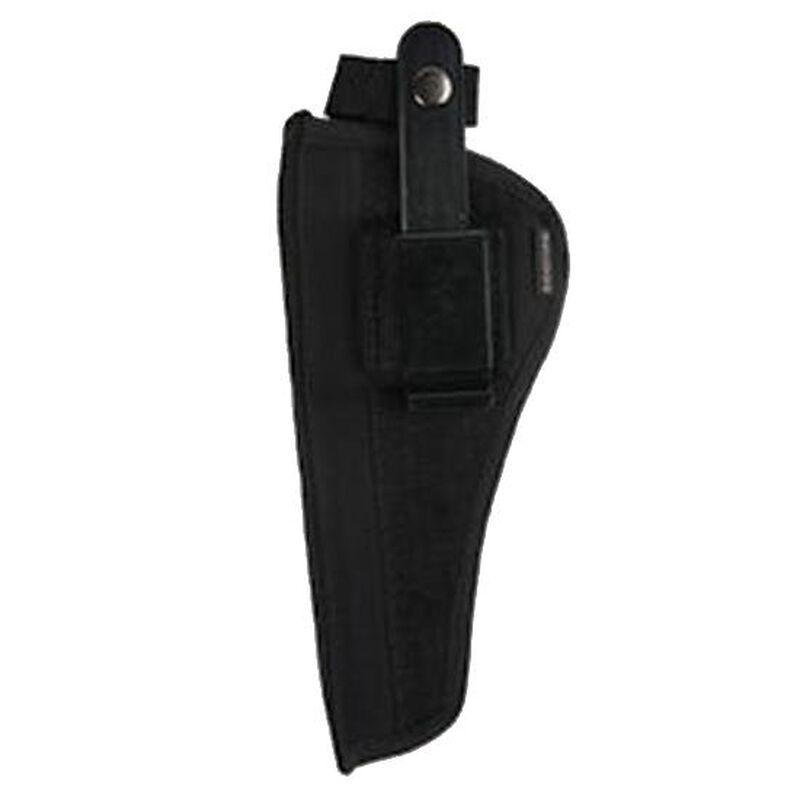 Bulldog Case Fusion Belt Holster Taurus Public Defender Revolver Ambidextrous Nylon Black FSN-11