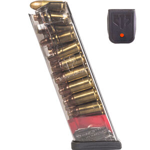 ETS 17/19/26 9mm Magazine Rapid Recognition System Polymer Red