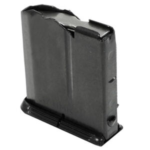 Anschutz .17 HMR Magazine 4 Round Capacity Blued Steel 7004315